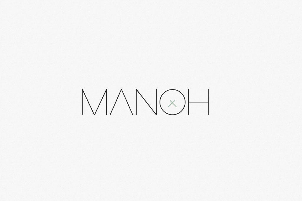 Logo Manoh